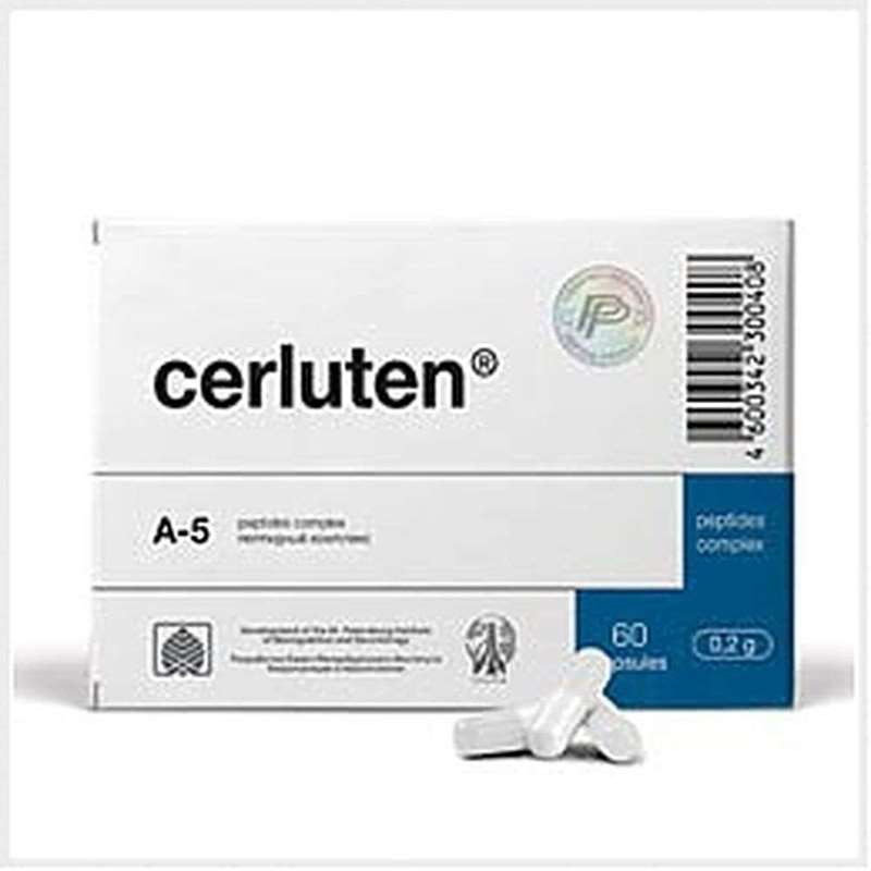 Cerluten 60 capsules buy peptide, drug that stimulates, normalizes brain function