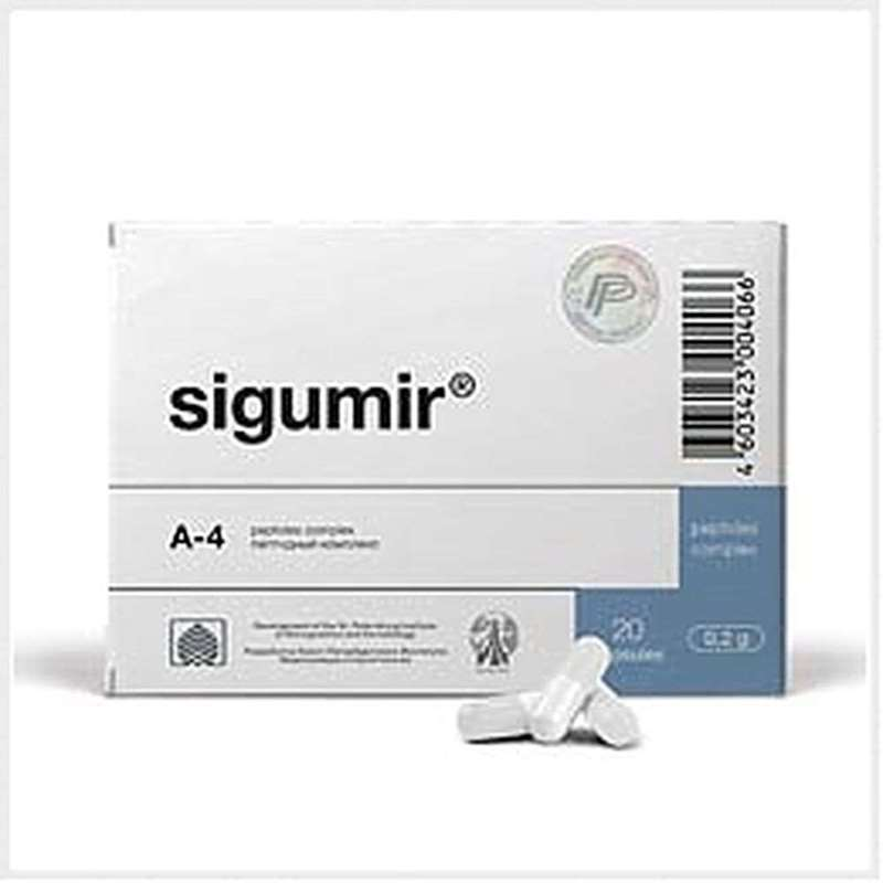 Sigumir intensive course buy natural cartilage and bone peptides online