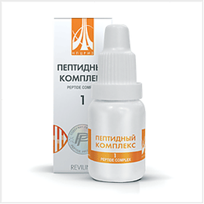 Peptide complex 1 10ml for the heart and arteries buy online